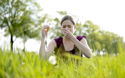 Acupunctuur helpt bij hooikoorts